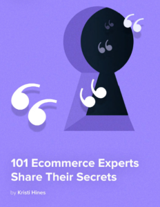 101 ecommerce experts