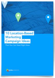 location_based CAMPAIGN MARKETING